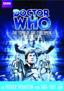 Image result for tomb of the cybermen dvd